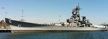 Bathtub Battleship Uss Iowa Bb61