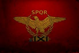 Roman Flag Colors Roman Legion Flag Wallpaper And Background Image 1200x800 Id 65170