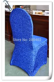 royal blue chair covers awesome compare prices on blue chair covers spandex online