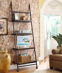 Slanted Bookcases Interior Inspiring Interior Storage Ideas With Exciting Leaning