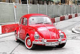 pink volkswagen beetle moscow russia june 3 german motor car volkswagen beetle
