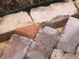 Brock Paver Base Installation by How To Install A Traditional Brick Walkway How Tos Diy