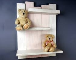Wall Bookshelves For Nursery by Nursery Shelves Etsy