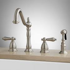 satin nickel kitchen faucet 32 best kitchen faucets images on kitchen faucets