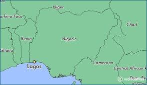lagos city map where is lagos nigeria lagos lagos map worldatlas