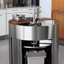 Best Round Kitchen Island Images On Pinterest Kitchen Islands - Round sinks kitchen