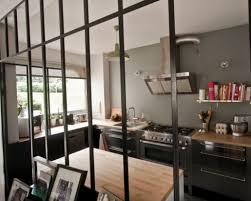 cuisines industrielles chic verriere industrielle cuisine maison design bahbe cuisines