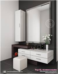 bedroom wardrobe designs with dressing table in between dressing