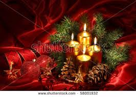christmas candle stock images royalty free images u0026 vectors