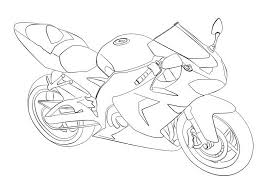 free motorcycle kawasaki ninja coloring pages 500964 coloring