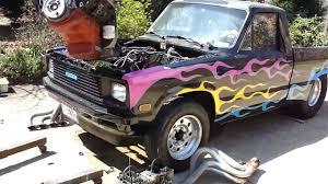 mazda pickup bad 540 chevy tunnel ram 2 4s nos 850hp pro street mazda