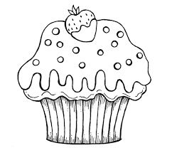 cute cupcake coloring pages cupcake coloring pages coloring pages