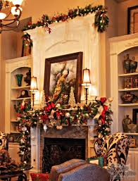 Banister Garland Ideas Christmas Staircase Garland Ideas Decoration Best Design Mantel
