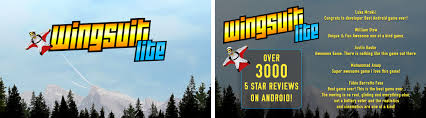 wingsuit pro apk wingsuit lite apk version 1 702