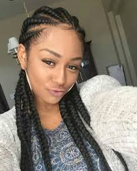 african braided hairstyles for round faces new hair style