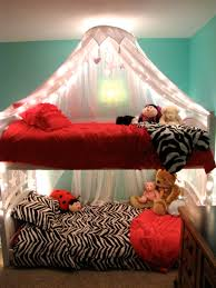 priddy haven project girls lighted bed canopy