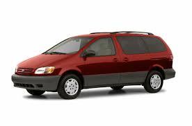 2002 toyota sienna new car test drive