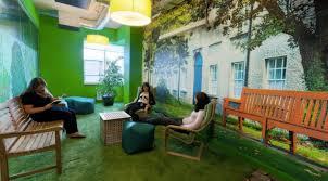 Google Ireland Office Interesting 40 Google Office Dublin Decorating Inspiration Of