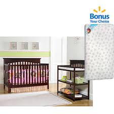 Kolcraft Pediatric 800 Crib And Toddler Mattress On Earth Review Graco Hayden Fixed Side Convertible Crib Your