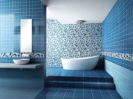 brown and blue bathroom ideas bathroom small blue bathroom with white floating vanity cabinet