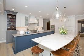 are blue cabinets trendy 4 color trends to consider for your kitchen cabinetry