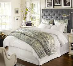 Pottery Barn Headboard Like The Headboard Everything Else Light In Color Home