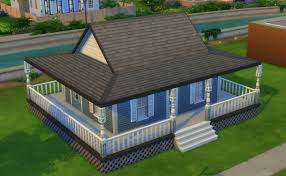 House Plans With A Wrap Around Porch by The Sims 4 Building Roofs