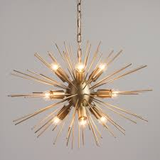 Atomic Chandelier Pendant Lighting Light Fixtures U0026 Chandeliers World Market