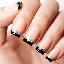 online get cheap black french tips aliexpress com alibaba group