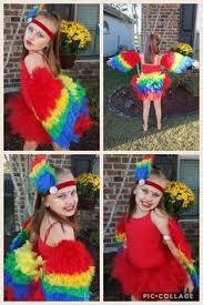 Halloween Costumes Parrots Parrot Costume 8sew Easy Parrot Costume Perfect Halloween
