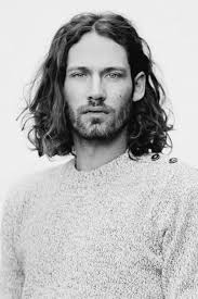 mans old fashion haircut parted down middle 45 amazing curly hairstyles for men inspiration and ideas hair motive