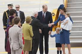 Prince William And Kate Middleton Bring Their Kids To Canada For