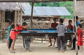 Human Pool Table by Pool Game Pool Hall Pool Table Asian Ethnicity Pictures Images