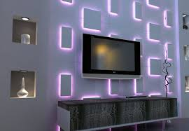 led light design for homes alluring wall led light designs to enhance your interior design