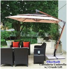 Backyard Umbrellas Fiberglass Rib Patio Umbrellas