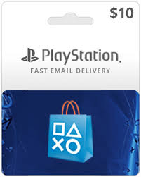 playstation gift card 10 10 psn card get within seconds