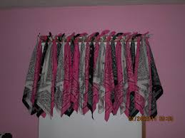 theme valances bandana valance you can do any pattern any color to fit any