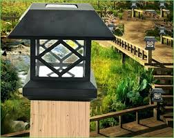 solar garden post lights exhort me