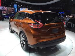 nissan murano for sale 2015 new york auto show 2015 nissan murano bestride