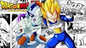 dragon ball fan manga dragon ball z super vegito vs lord beerus fan manga review
