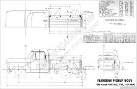 Ford F350 Truck Length - qt specs that show truck dimensions the fordification com forums