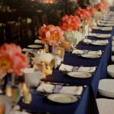 navy blue table linens 6 awesome navy grey blush wedding images theme modern classy