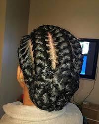 pin up hair styles for black women braided hair 31 goddess braids hairstyles for black women goddess braids