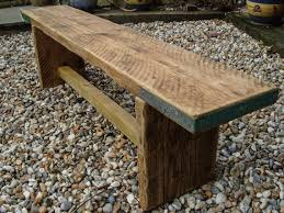 Outdoor Wood Bench Diy by Best 25 Benches Ideas On Pinterest Diy Bench Diy Table And Diy