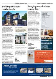 Laminate Flooring With Free Underlay Auckland Today Magazine Issue 116 117 By Academy Group Issuu