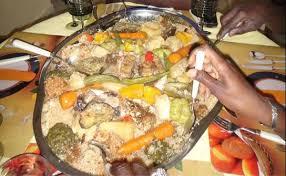 cuisine senegalaise le riz tiep pilier central de la cuisine sénégalaise dire ou ne