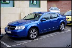file 2007 dodge avenger sxt 5164330415 jpg wikimedia commons
