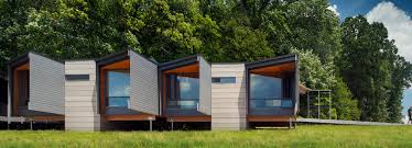 high meadow dwellings by bohlin cywinski jackson