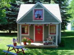 Backyard Clubhouse Plans by Collections Of How To Build A Small House In Your Backyard Free