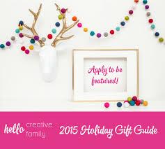 2015 gift guide hello creative family